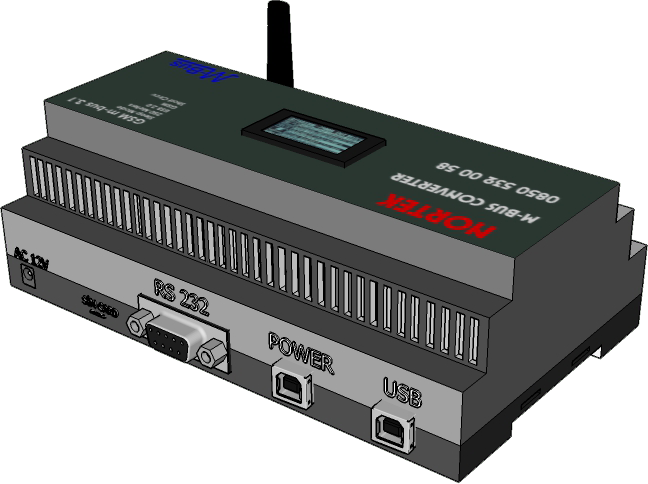 USB M-bus Converter
